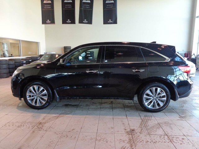 2016 ACURA MDX Navigation Package in Red Deer, Alberta