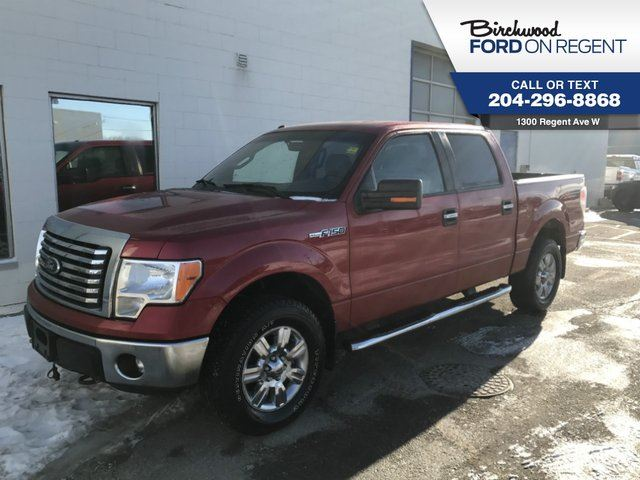 2011 FORD F-150 XLT Supercrew 4X4*Power Pedals/Power Seat/XTR* in Winnipeg, Manitoba