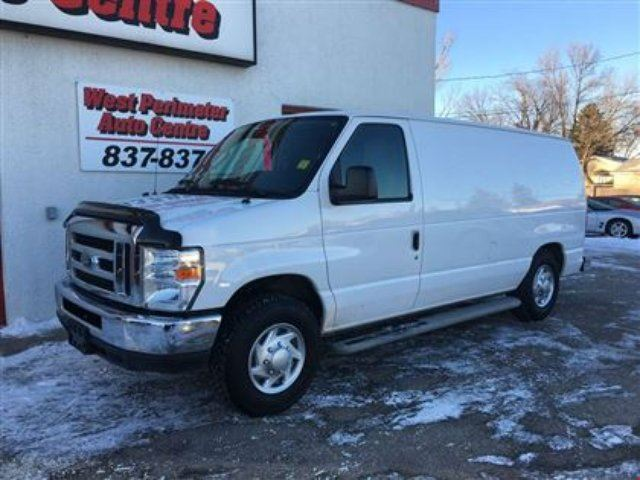 2012 FORD E-250 **Only 65,000 kms** in Winnipeg, Manitoba