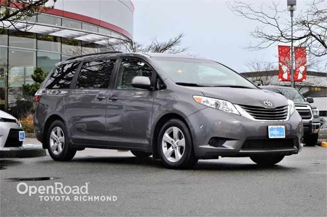 2015 TOYOTA SIENNA LE-  in Richmond, British Columbia