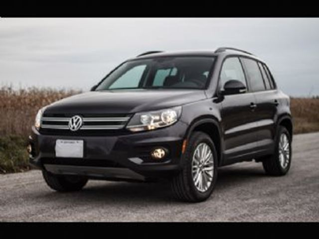 2016 VOLKSWAGEN TIGUAN 4MOTION 4dr Auto Special Edition in Mississauga, Ontario