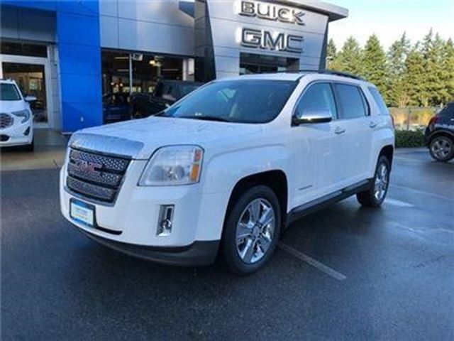 2014 GMC TERRAIN SLT in Victoria, British Columbia