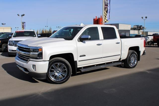 2016 CHEVROLET SILVERADO 1500 High Country in Leduc, Alberta