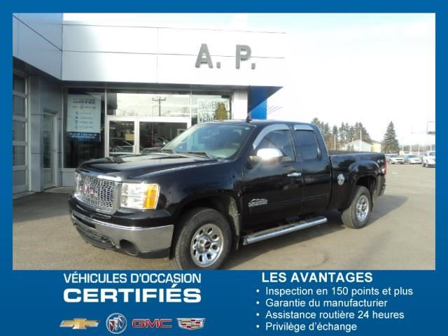 2010 GMC Sierra 1500 SL Nevada Edition in New Richmond, Quebec