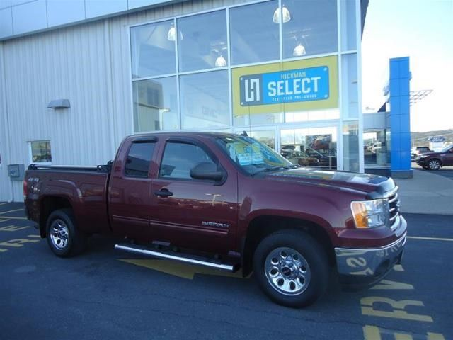 2013 GMC Sierra 1500 SLE in Clarenville, Newfoundland And Labrador