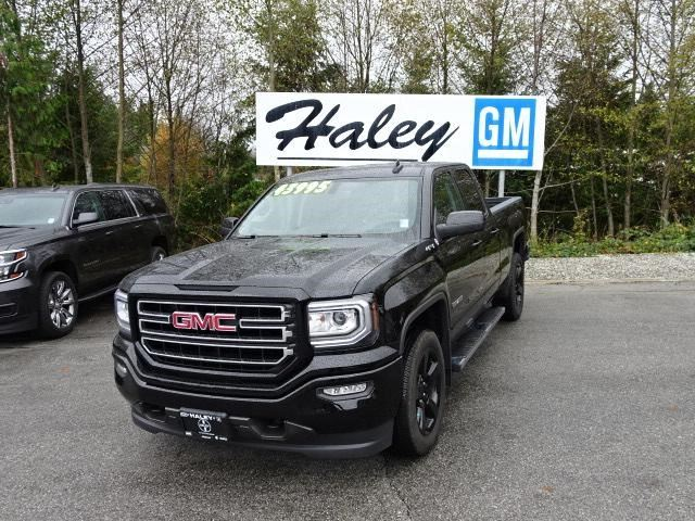 2017 GMC SIERRA 1500 SLE in Sechelt, British Columbia