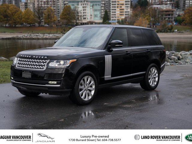2014 LAND ROVER RANGE ROVER V6 HSE (2) in Vancouver, British Columbia