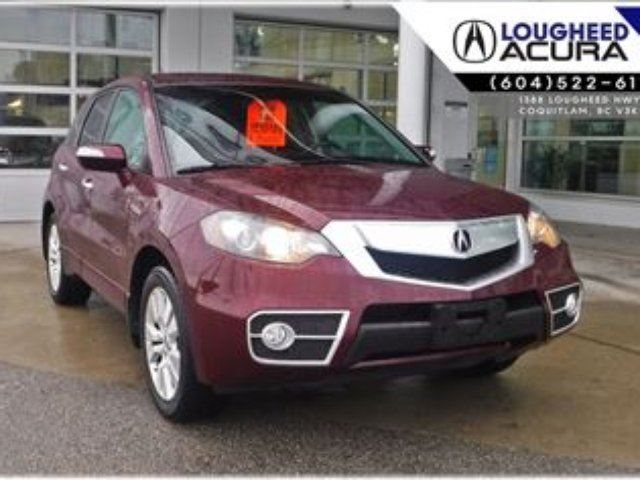 2011 Acura RDX Premium *Local* in Coquitlam, British Columbia