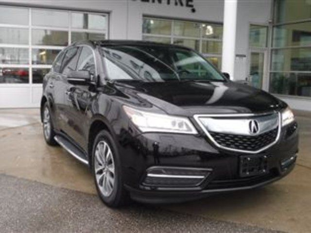 2016 ACURA MDX Navigation in Coquitlam, British Columbia