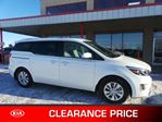2017 Kia Sedona LX PLUS Accident Free, Heated Seats, Back-up Cam, Bluetooth, A/C, - Edmonton in Sherwood Park, Alberta