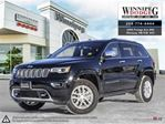 2017 Jeep Grand Cherokee Overland in Winnipeg, Manitoba