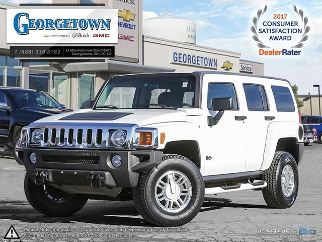 2007 HUMMER H3 Base Base * 4 WHEEL DRIVE* in Georgetown, Ontario