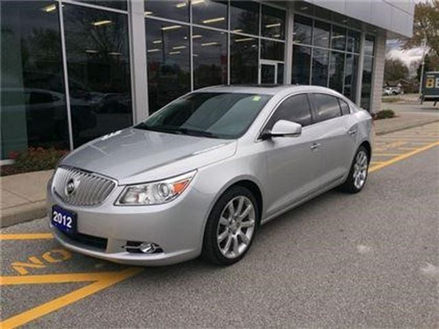2012 BUICK LACROSSE w/1ST in Windsor, Ontario