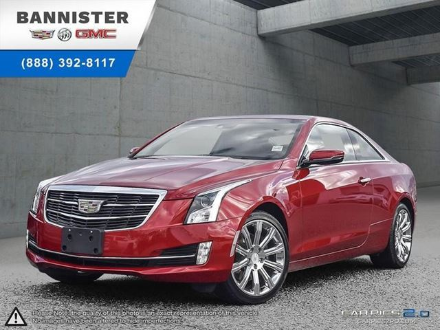 2016 Cadillac ATS Performance Collection AWD in Kelowna, British Columbia