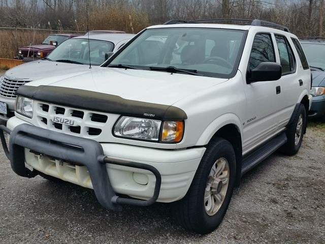 2000 ISUZU RODEO LS 4WD AS Traded in Fort Erie, Ontario