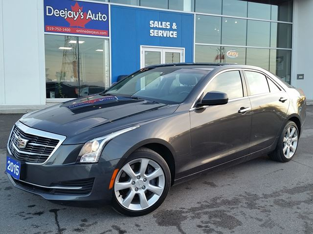 2015 CADILLAC ATS Standard AWD in Brantford, Ontario