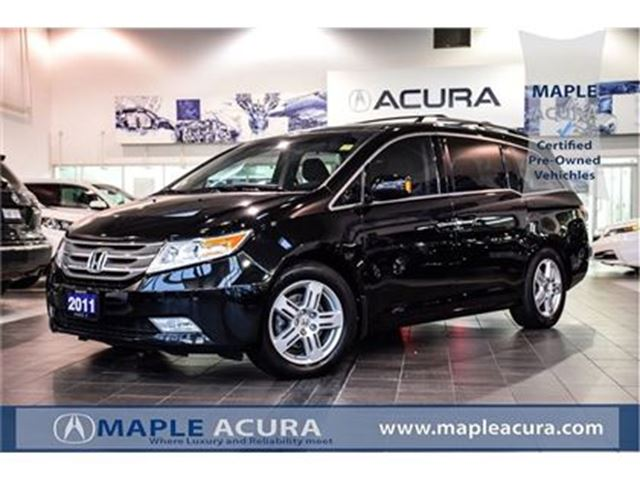 2011 HONDA ODYSSEY Touring in Maple, Ontario
