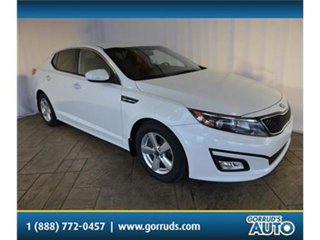 2014 KIA OPTIMA LX/HEATED SEATS/AUTO/POWER DRIVER SEAT in Milton, Ontario