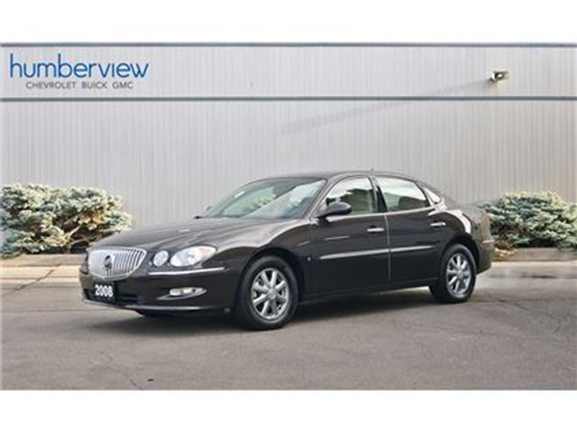 2008 BUICK ALLURE CXL LOW KM REMOTE START HEATED SEATS in Toronto, Ontario