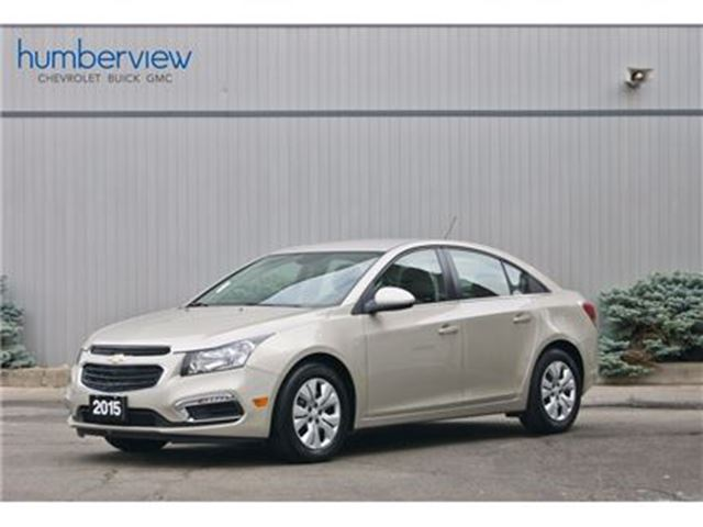 2015 CHEVROLET CRUZE 1LT REMOTE START REAR CAM LOW MILEAGE in Toronto, Ontario