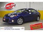 2014 Toyota Corolla S  HTD SEATS REAR CAMERA  BLUETOOTH LOADED in Ottawa, Ontario