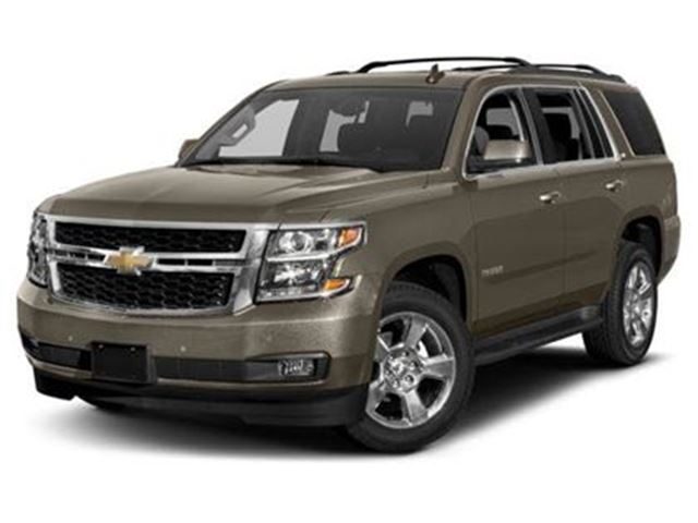2017 Chevrolet Tahoe LT in Coquitlam, British Columbia