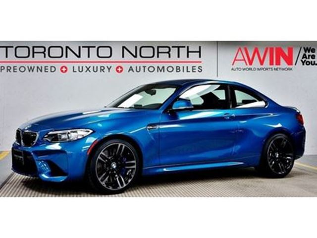 2017 BMW M2 NO ACCIDENT LIKE NEW in North York, Ontario
