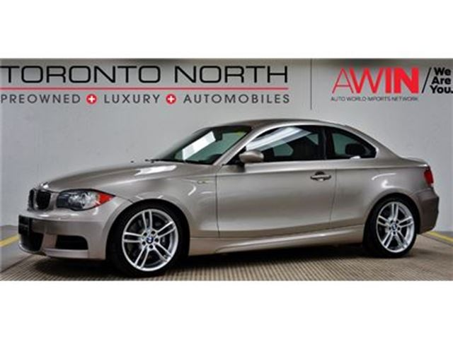 2009 BMW 1 SERIES i 135I NO ACCIDENT in North York, Ontario