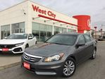 2011 Honda Accord EX-L,LEATHER,ALL WEATHER MATS! in Belleville, Ontario