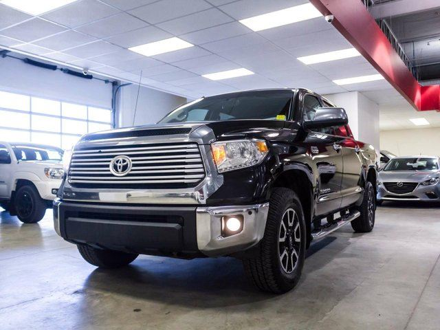 2014 TOYOTA Tundra TRD Limited, Leather, Backup Camera, Touch Screen, Heated Seats, 20 in Edmonton, Alberta
