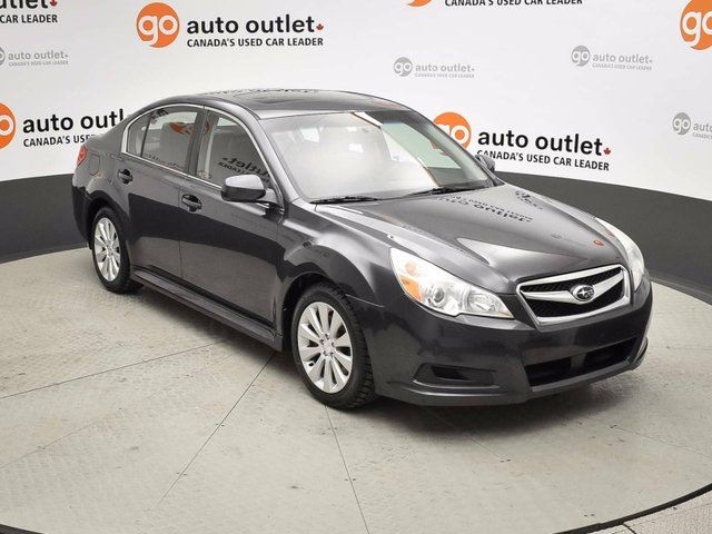 2010 SUBARU LEGACY 3.6 R Limited Package in Edmonton, Alberta