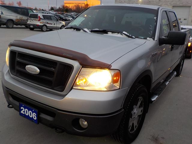 2006 FORD F-150 FX4 in Innisfil, Ontario