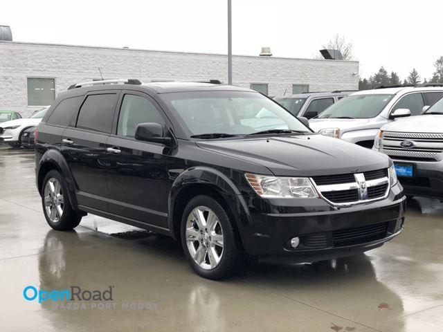 2010 DODGE JOURNEY R/T A/T AWD Local Bluetooth AUX Leather Sunroof in Port Moody, British Columbia
