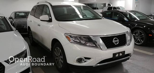 2014 NISSAN PATHFINDER 4WD 4dr SL in Vancouver, British Columbia