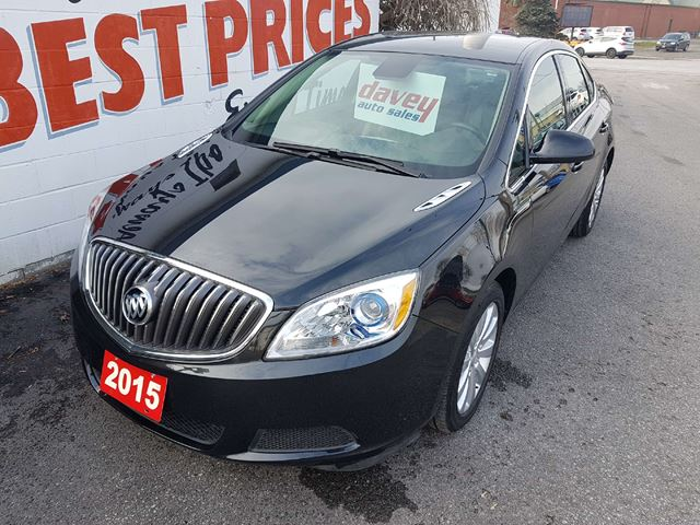 2015 BUICK VERANO Base REMOTE STARTER, BACK UP CAMERA, BLUETOOTH in Oshawa, Ontario