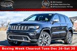 2018 Jeep Grand Cherokee New Car Limited 4x4 Navi Pano Sunroof Bluetooth Backup Cam R-Start 20Alloy Rims in Bolton, Ontario