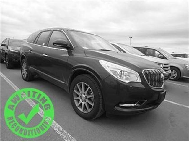 2017 BUICK ENCLAVE Leather in Sherwood Park, Alberta