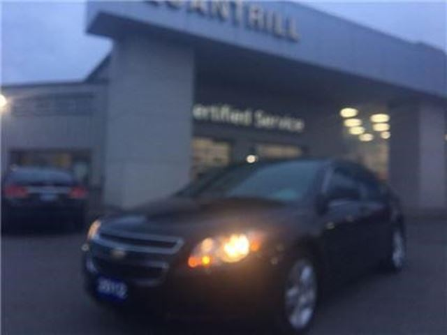 2012 CHEVROLET MALIBU LS in Port Hope, Ontario