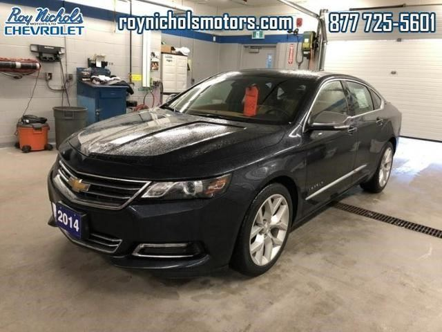 2014 CHEVROLET IMPALA LTZ in Courtice, Ontario
