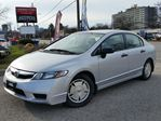2009 Honda Civic DX-G 5spd in Waterloo, Ontario