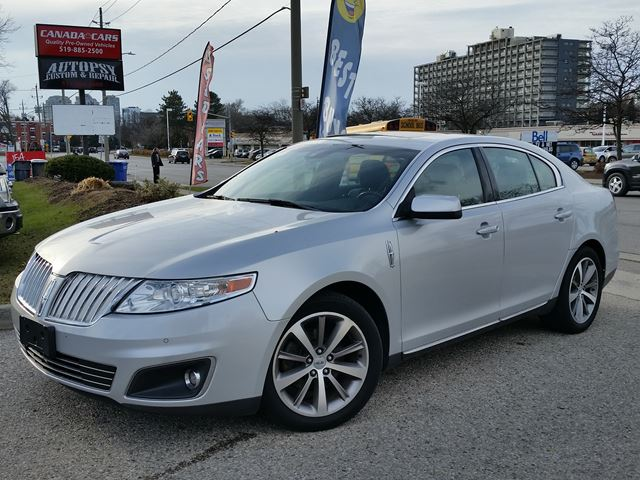 2009 LINCOLN MKS FWD in Waterloo, Ontario