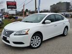 2014 Nissan Sentra S in Waterloo, Ontario