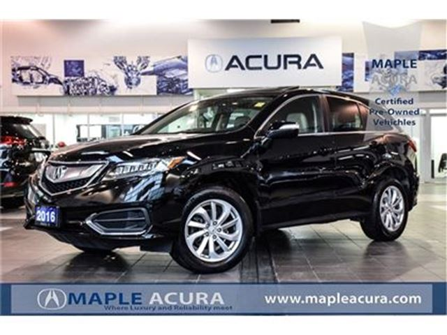 2016 ACURA RDX Technology Package in Maple, Ontario