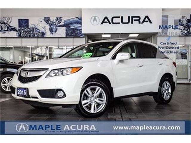 2015 ACURA RDX w/Technology Package in Maple, Ontario