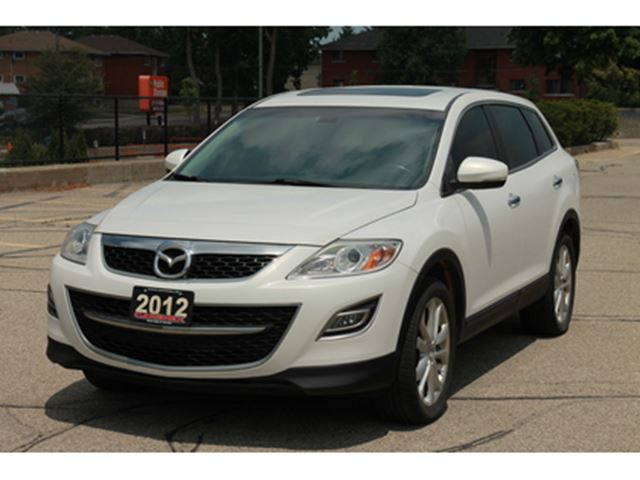 2012 Mazda CX-9 GT NAVI AWD 7 Passenger Leather - Kitchener, Ontario ...