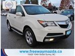 2013 Acura MDX Technology Package-SUNROOF/HEATSEAT/LEATHER in Surrey, British Columbia