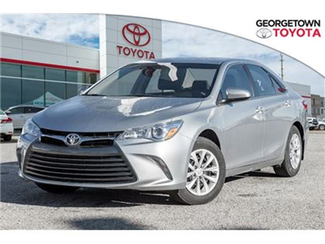 2017 Toyota Camry LE in Georgetown, Ontario