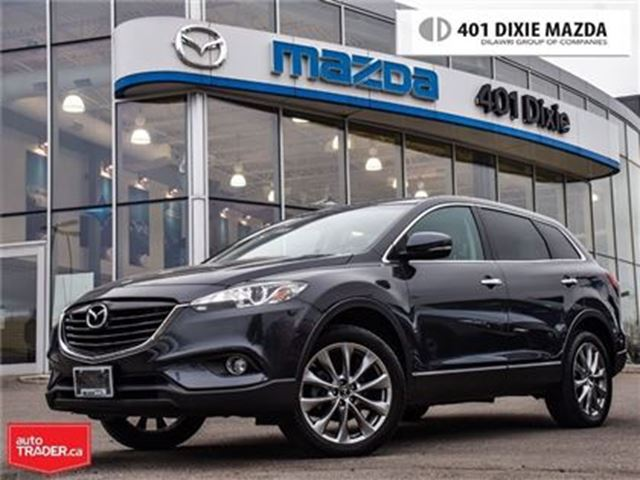 2015 MAZDA CX-9 GT,VERY WELL MAINTAINED, LOW FINANCE RATES in Mississauga, Ontario