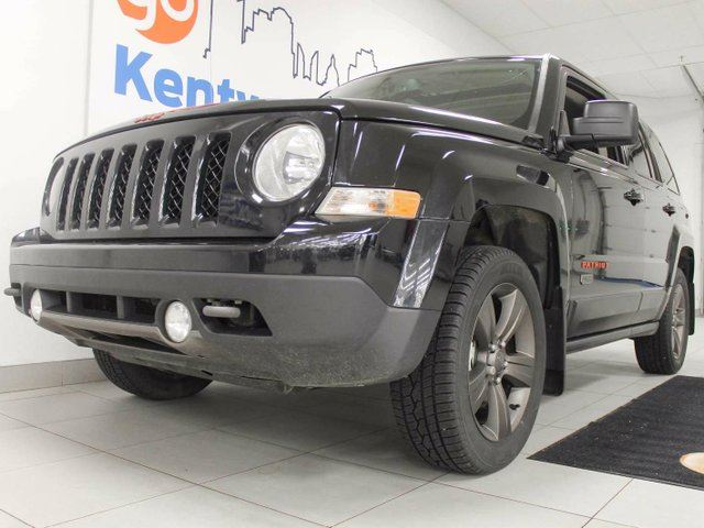 2016 JEEP PATRIOT Sport/North- Woah, sunroof and leather heated seats!? yes please in Edmonton, Alberta