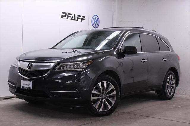 2015 ACURA MDX Navigation Package in Newmarket, Ontario